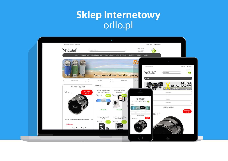 Sklep internetowy Orllo